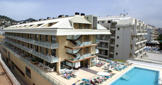 Odissea Park Apartaments: Vistas generales apartamnetos Odissea Park Santa Susanna