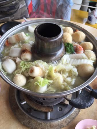 Cameron Organic Produce: Charcoal steamboat