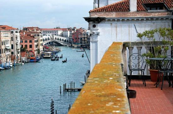 NH Collection Venezia Palazzo Barocci : Suite.
