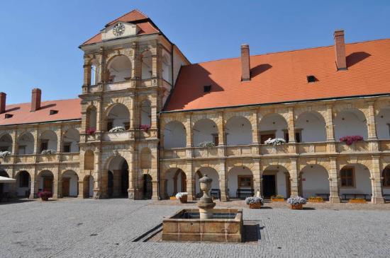 Zamek Moravska Trebova