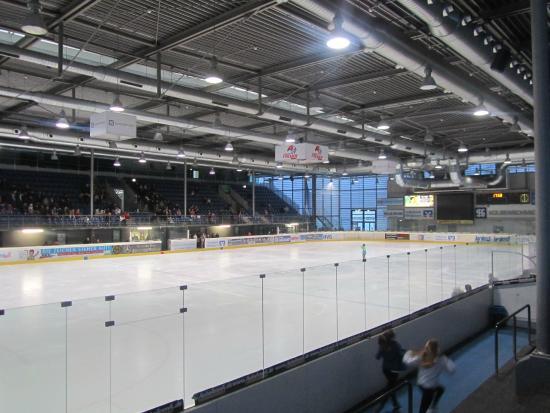 Eishalle Kolbenschmidt Arena