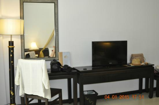 Baan Karonburi Resort: номер делюкс