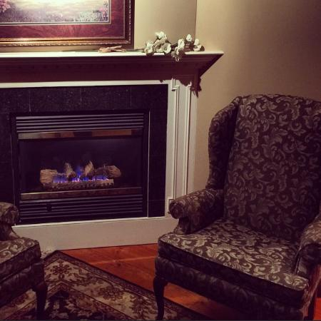 Strong House Inn : Plantation Room