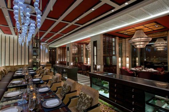 Four Seasons Hotel Cairo at Nile Plaza: 8 restaurant