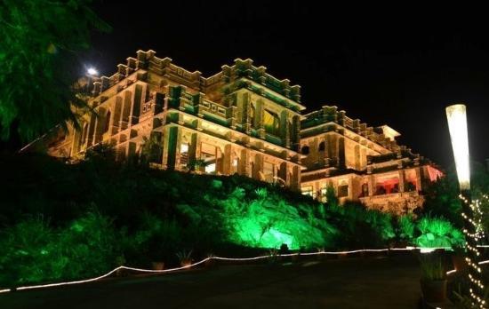 Ramada Udaipur Resort and Spa: External Facade