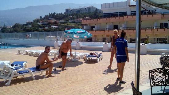 Un peque o juego antes de almorzar picture of elegance dania park puerto de la cruz tripadvisor - Hotel dania park puerto de la cruz ...