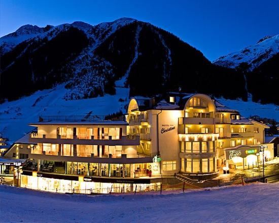 Hotel Christine: Hôtel Christine