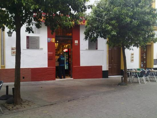 Photo of Spanish Restaurant CALENTERIA at Cano Y Cueto Nº 7 C, Seville 41004, Spain