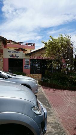 Restaurante Pousada e Escuna Rio Sol