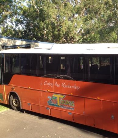 2K Tours Kununurra and Kimberley