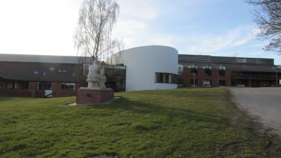 Fuglsoecentret: Main building