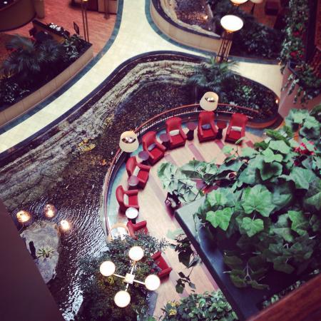 Renaissance Oklahoma City Convention Center Hotel : Lobby