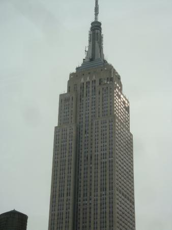 Refinery Rooftop: View of the Empire State Building from the Rooftop