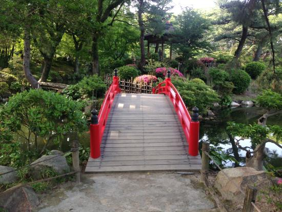 beautiful place - Picture of Shukkei-en Garden, Hiroshima ...