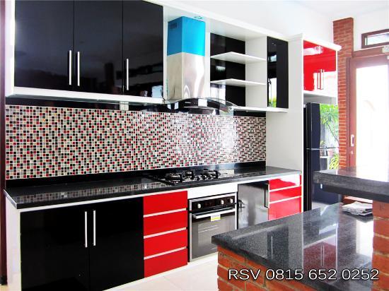 Kitchen Set Picture Of Balirejo Guest House Yogyakarta Tripadvisor