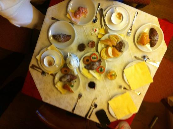 Hotel Bellavista: Colazione abbondante