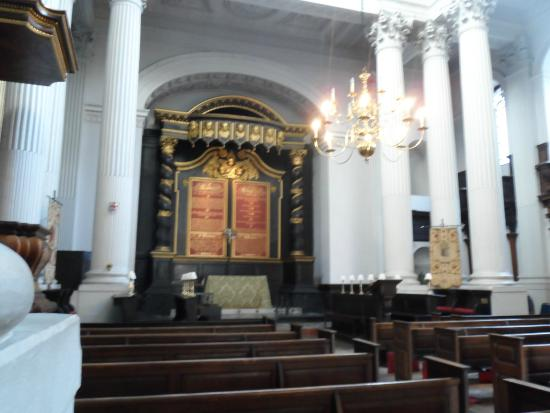 St. Mary Woolnoth Church