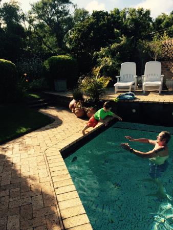 Summer Blue Guest House: Summer blu time