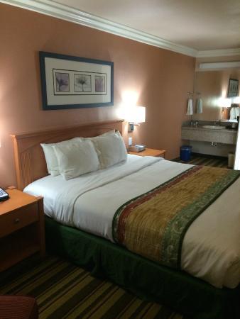 Americas Best Value Inn & Suites - San Francisco Airport: Updated Room