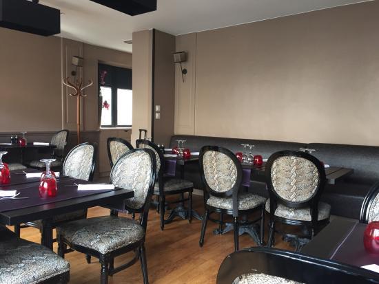 Brasserie Francotte : Salle du 1er étage