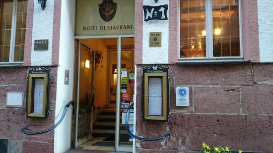 Hotel Krone-Post