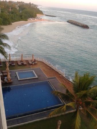 Ahangama, Σρι Λάνκα: Swimming poole