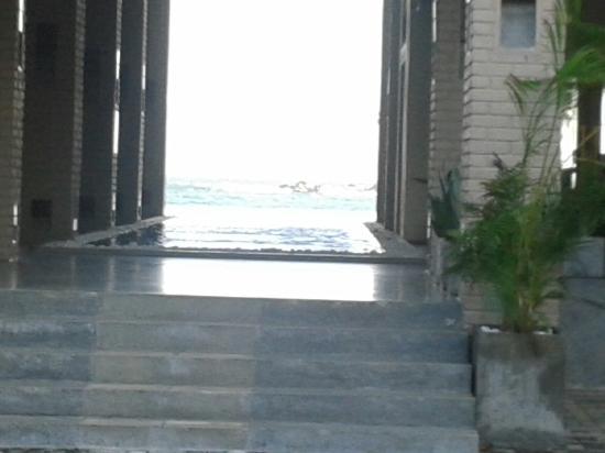Ahangama, سريلانكا: Swimming poole