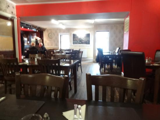 The Glen Tavern : Dining room