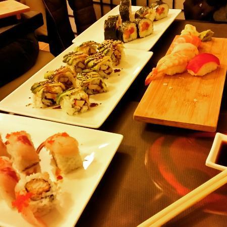 Ristorante giapponese centro fotograf a de ristorante for En ristorante giapponese