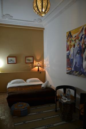 Riad El Kenz: Chambre