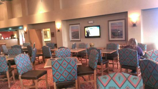 Homewood Suites by Hilton Albuquerque: Breakfast Area