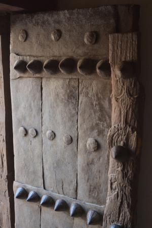 Nizwa, Oman: Nice door