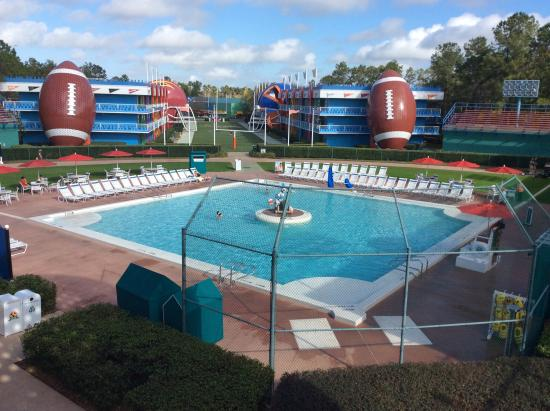 c739ae152276 Baseball pool - Picture of Disney s All-Star Sports Resort