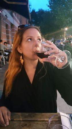 Il Melograno : Me and the wine
