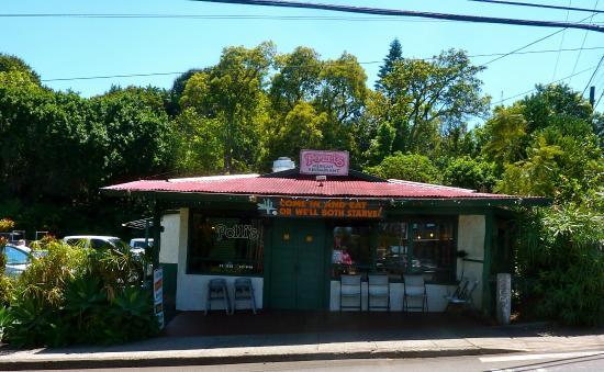 Polli's Mexican Restaurant: Entrance