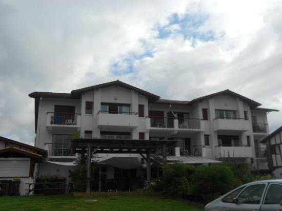Bergara Hotel : Côté studios