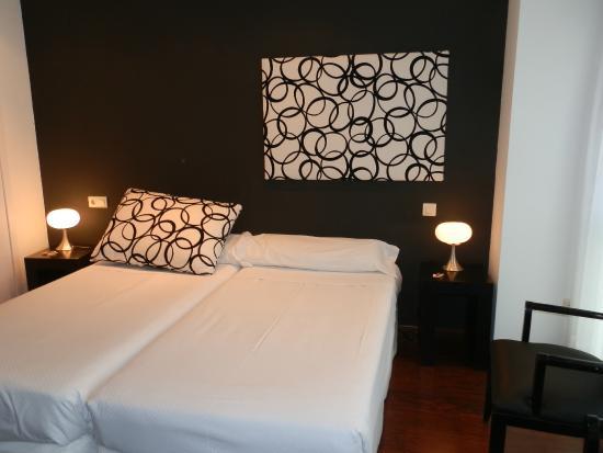 Vinacua Hotel : habitacion