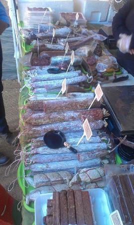 Hazel Food Market: Temtation