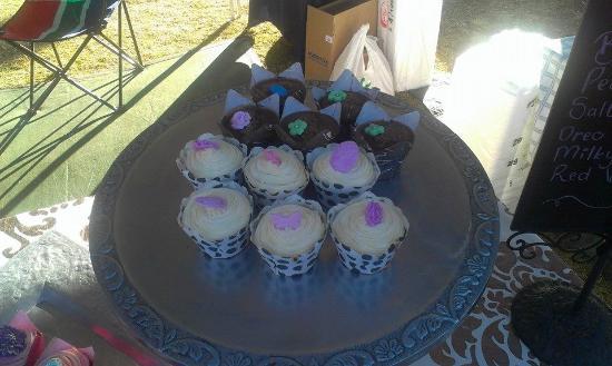 Hazel Food Market : Cupcakes