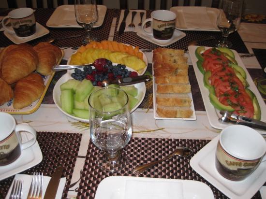 Via Veneto: Breakfast delights