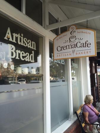 The Crema Cafe: Cafe