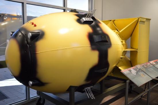 Fatboy nuclear bomb