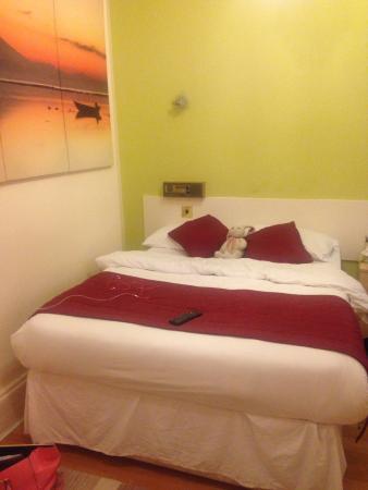 Croft Hotel: Double room