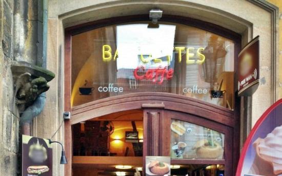 Baguettes Caffe
