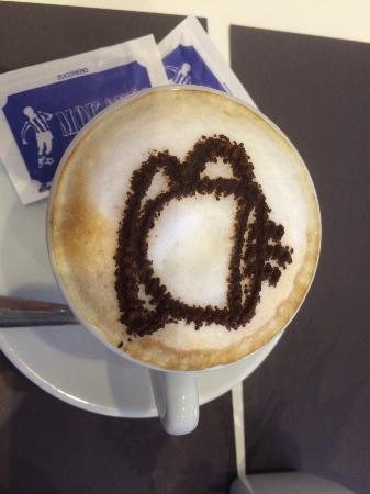 Hotel Motel Castelletto: Cappuccino
