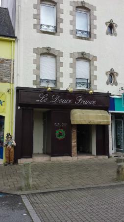 le douce france plouay restaurant avis num ro de t l phone photos tripadvisor. Black Bedroom Furniture Sets. Home Design Ideas
