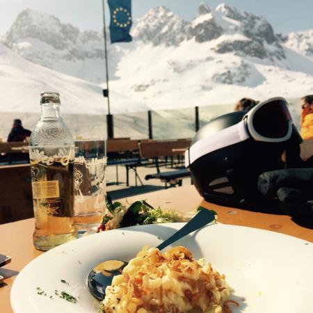 Restaurant Seekopf: Super geniale Kässpätzle, gigantisches Panorama