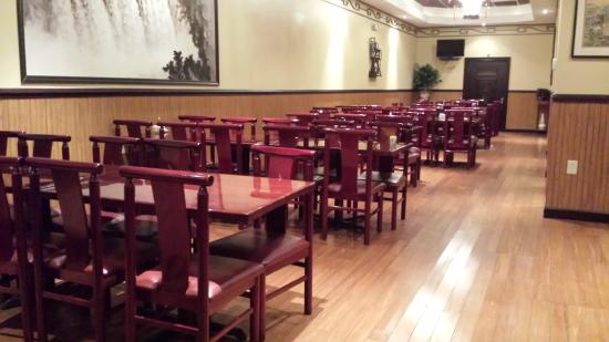 Anderson, Carolina del Sur: Large secondary dinning room/dividable meeting room