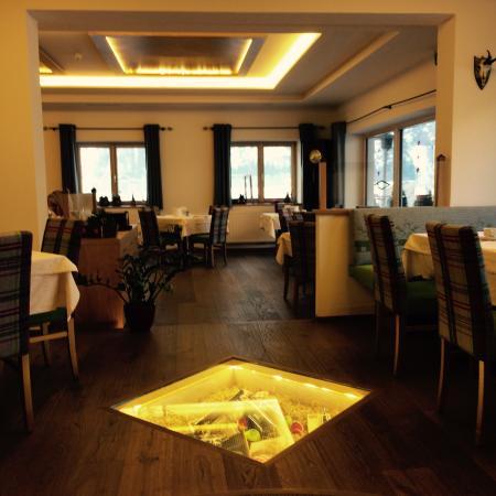Wohlfühlhotel Berg Heil: Besondere Einblicke im Restaurant