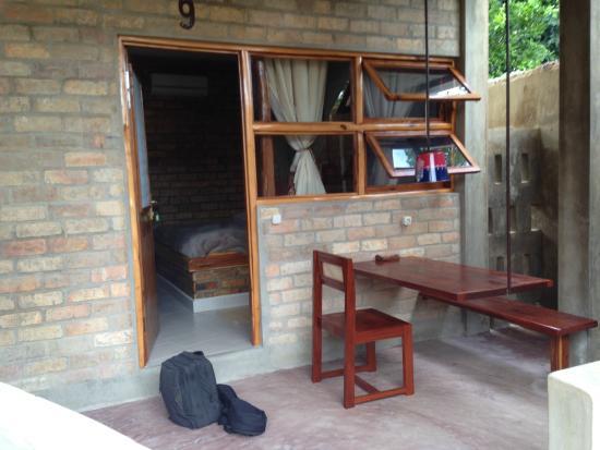 Casa Jensen: Exterior y terraza